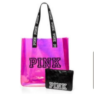 Victoria's Secret PINK tote set